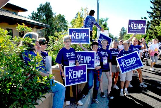 Jana Kemp for Idaho Governor 2010 | VoteKemp com