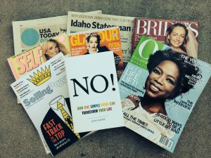 Jana Kemp publications citing No!